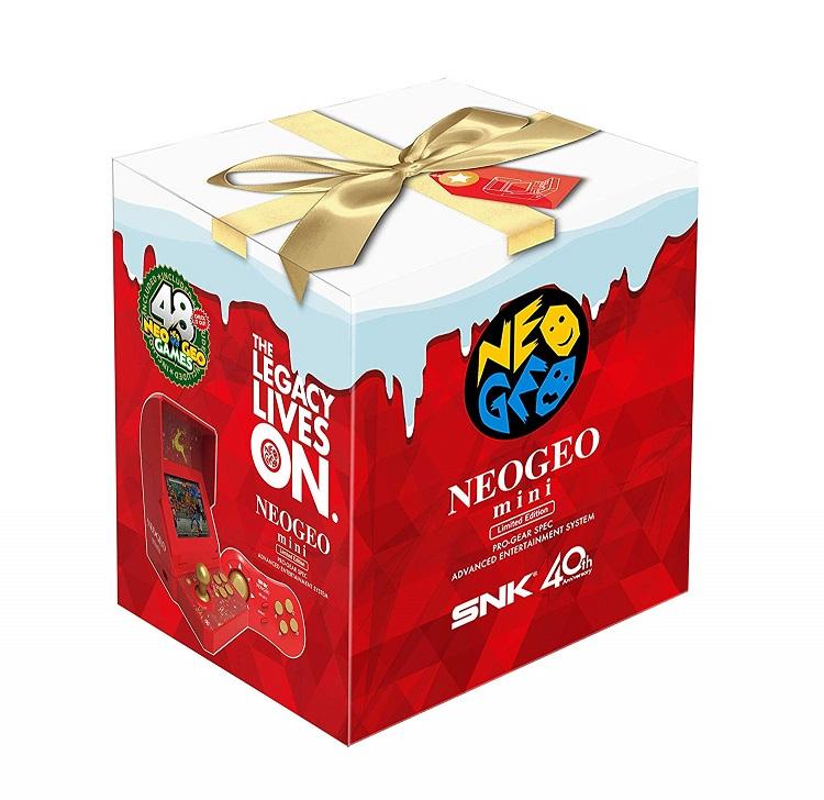 neogeomini ネオジオミニクリスマス限定版