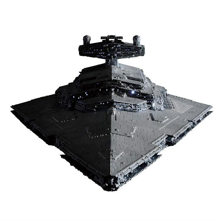 スター・ウォーズ 1/5000スケール スター・デストロイヤー [ライティングモデル] 初回生産限定版 プラモデル 1/5000スケール プラモデル, Granbeat:1675c3b9 --- sunward.msk.ru