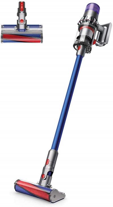 入荷次第の発送。ダイソン 掃除機 コードレス Dyson V11 Fluffy SV14 FF ニッケル/アイアン/ブルー