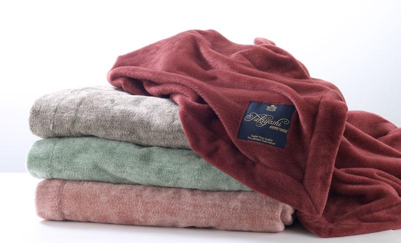 毛布 シルク毛布 シルクブランケット あったか 保温 寒さ対策 シングル 工場直売 日本製 大阪製ブランド認証
