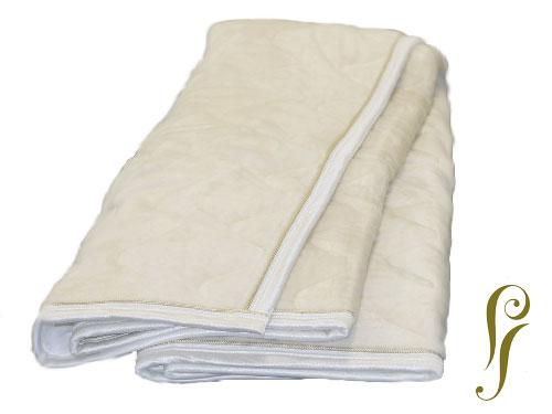 敷きパッド シルク敷きパッド シルク毛布 シルクスキン 工場直売 日本製