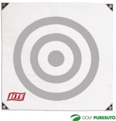 【★最大2000円OFFクーポン★】ライトネット用的 (帆布タイプ) M-75 120×120cm帆布[GolfLite]【■Li■】