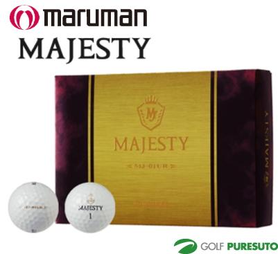 マルマン マジェスティ ゴルフボール MJ-01UR(BL3426)[maruman MAJESTY]【■Ma■】