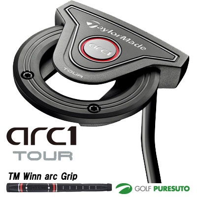 Tailor maid arc1 TOUR putter TM Winn arc Grip model [Japanese specifications] [arc one]
