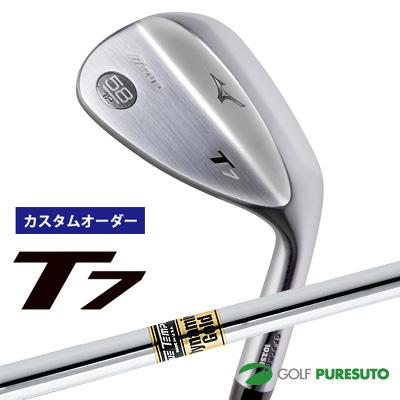 【カスタムオーダー】ミズノ T7 ウェッジ Dynamic Gold スチールシャフト[日本仕様][mizuno][TRUE TEMPER]【■MC■】