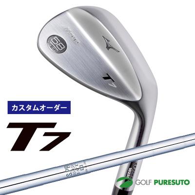 【カスタムオーダー】ミズノ T7 ウェッジ NS PRO 950GH HT テーパー スチールシャフト[日本仕様][mizuno][日本シャフト]【■MC■】