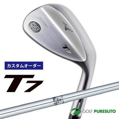【カスタムオーダー】ミズノ T7 ウェッジ NS PRO V90 スチールシャフト[日本仕様][mizuno][日本シャフト]【■MC■】