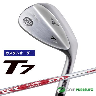 【カスタムオーダー】ミズノ T7 ウェッジ NS PRO MODUS3 TOUR105 スチールシャフト[日本仕様][mizuno][日本シャフト]【■MC■】