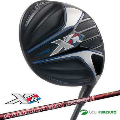 kyarouei XR 16司机Speeder Evolution III轴[日本式样][Callaway]