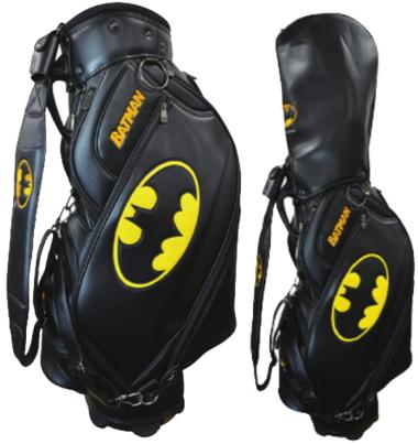 蝙蝠人专业型号高尔夫球场服务员包9型C-36[灯BATMAN]