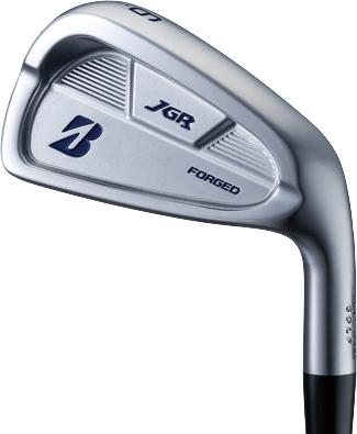普利司通高尔夫球JGR四二门伊安6瓶一套(#5~9,PW)XP95轴(钢铁)[Bridgestone Golf FORGED]