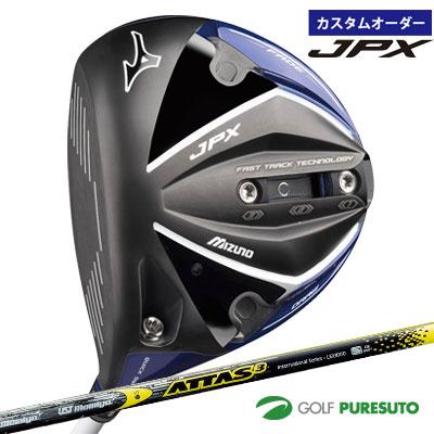 【レフティー】【カスタムオーダー】ミズノ JPX ドライバー ATTAS 3 シャフト[日本仕様][mizuno]【■MC■】