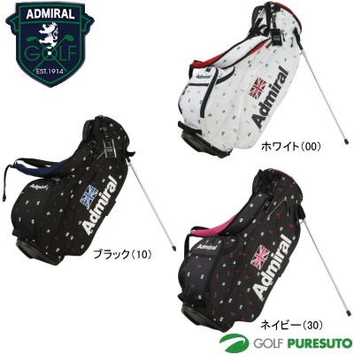 【即納!】アドミラルゴルフ 8.5型キャディバッグ ADMG5SC4 モノグラムスタンドバッグ【あす楽対応】