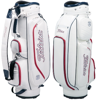 紧凑的清单高尔夫球场服务员包8型CBL61[Titleist男女两用女士人]