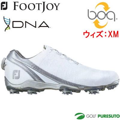 【ウィズ:XW】フットジョイ ゴルフシューズ メンズ DNA ボア [footjoy golf boa ディーエヌエー D.N.A. 靴]【■Ac■】