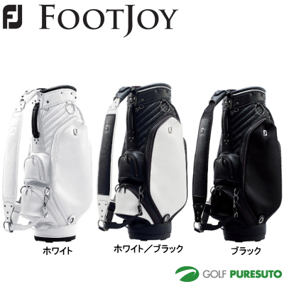 脚喬伊FJ高爾夫球場服務員包9英寸FJCB1611[FOOTJOY]