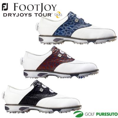 フットジョイ ゴルフシューズ ドライジョイズ ツアー ボア 日本正規品 5379* [footjoy golf Dryjoys Tour Boa 靴]【■Ac■】