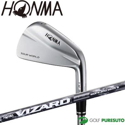 本間ゴルフ ツアーワールド TW-BM アイアン 6本セット(#5~#10)VIZARD IB95シャフト[HONMA ヴィザード TOUR WORLD マッスルバック]【■Ho■】