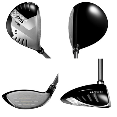 Professional gear RS fairway Wood original carbon shaft [PRGR RS]