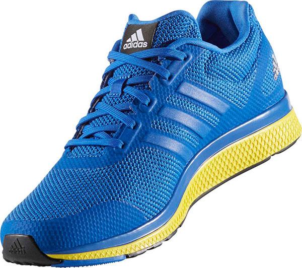 阿迪达斯71 manabaunsunittomenzuranningushuzu BY3858[adidas Mana bounce Knit走路用的鞋跑步鞋]