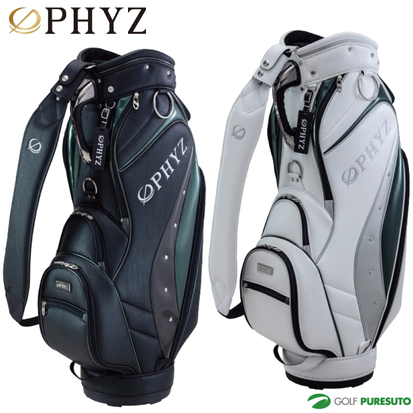 ブリヂストンゴルフ ファイズ キャディバッグ 9型 CBPH60 [BRIDGESTONE GOLF PHYZ]【■B■】