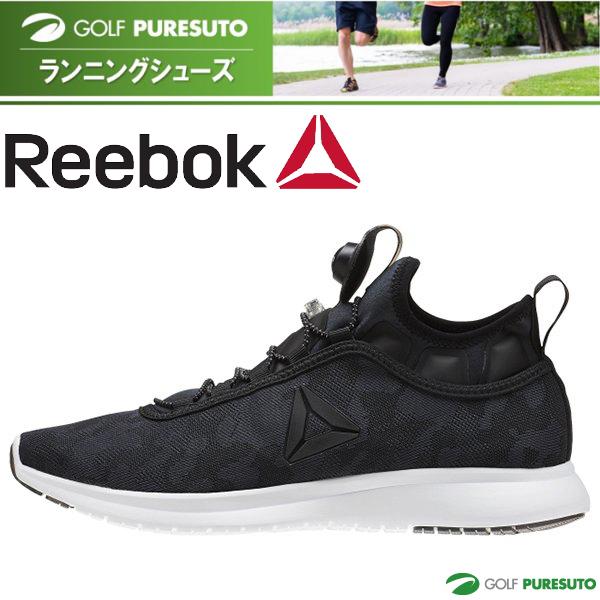 锐步人运动鞋水泵加野鸭BD4935[Reebok PUMP PLUS CAMO走路用的鞋跑步鞋]