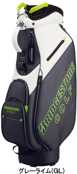 Bridgestone golf caddie bag 9.5 type CBG713 [BRIDGESTONE GOLF light weight]