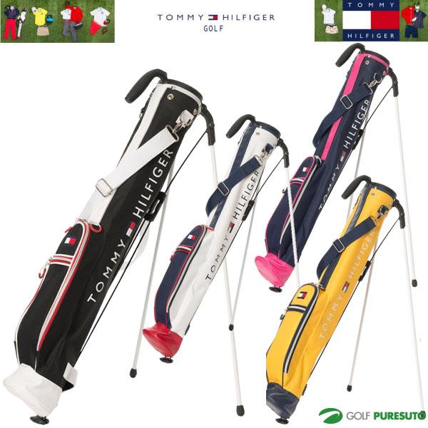 【即納!】トミー ヒルフィガー ゴルフ 4.5型 コントラスト ハーフ スタンドバッグ THMG7FK1【あす楽対応】