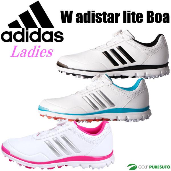best loved 69510 8457c アディダスゴルフシューズウィメンズアディスターライトボア for the adidas adistar lite boa shoes woman