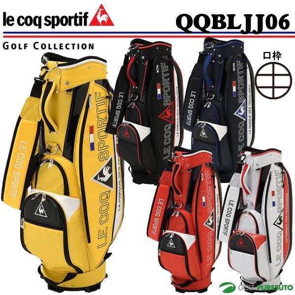 【即納!】ルコック ゴルフ キャディバッグ 9.5型 QQBLJJ06【あす楽対応】
