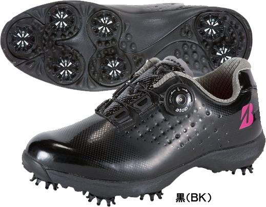 普利司通TOUR B釘鞋高爾夫球鞋SHG630