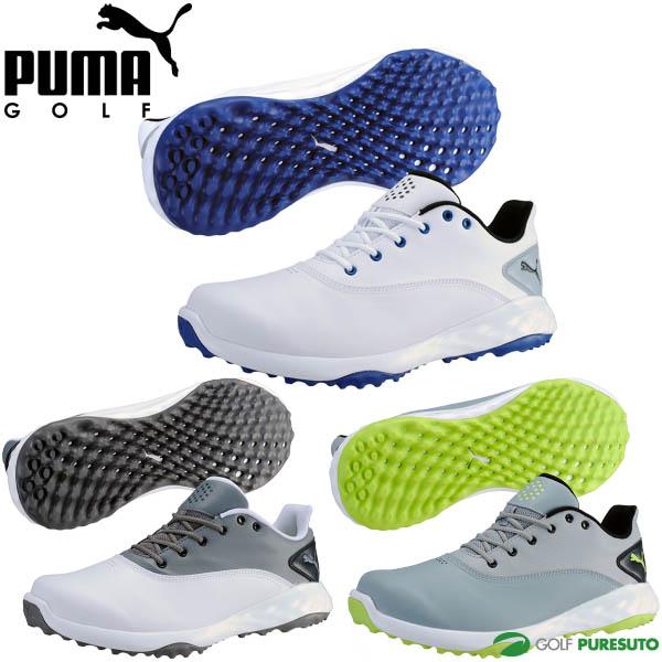 GOLF PURESUTO  189425 Puma golf shoes grip fusion men spikes replies ... d0404034743