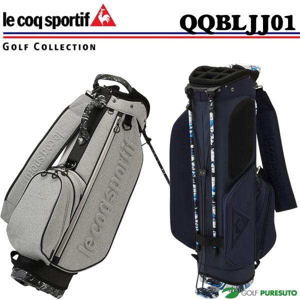 【即納! ゴルフ】ルコック ゴルフ 9.5型 キャディバッグ QQBLJJ01 QQBLJJ01 スタンド式 キャディバッグ【あす楽対応】, オンラインショップ boulee:e5acba8e --- jpm.mx