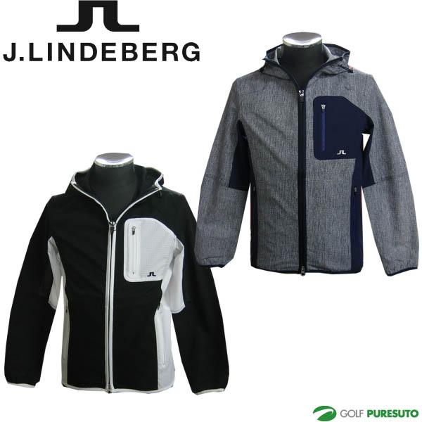 【即納!】J.リンドバーグ ゴルフ ブルゾン メンズ 081-57311 パーカー 【あす楽対応】