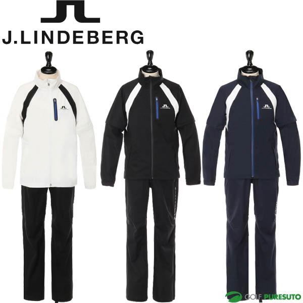 【即納!】J.リンドバーグ レインスーツ メンズ 083-77400 レインウェア 上下セット【あす楽対応】