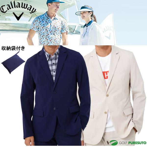 【即納!】キャロウェイ 2WAYストレッチ テーラードジャケット メンズ 241-8111500 【あす楽対応】