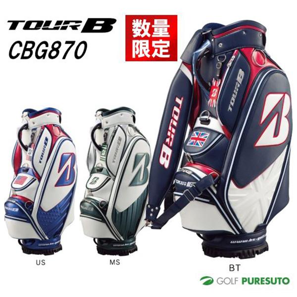 【即納!】ブリヂストンゴルフ TOUR B 9.5型 メジャーコレクション キャディバッグ CBG870【あす楽対応】
