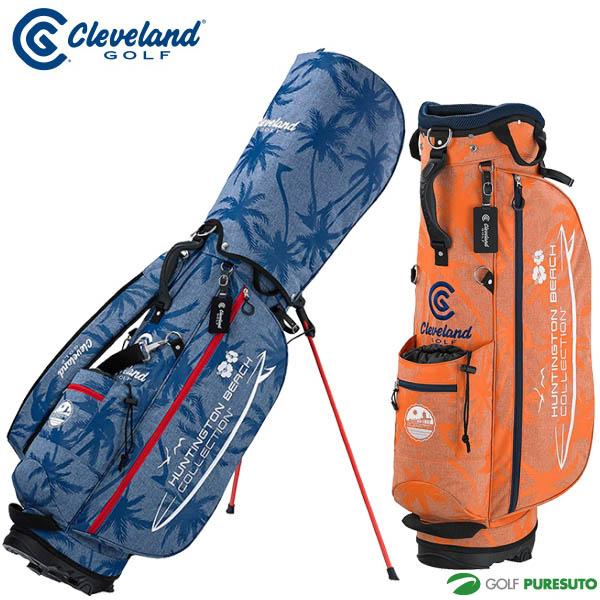 【即納!】クリーブランドゴルフ キャディバッグ ハンティントンビーチコレクション 9.5型 GGC-C024L スタンド式【あす楽対応】