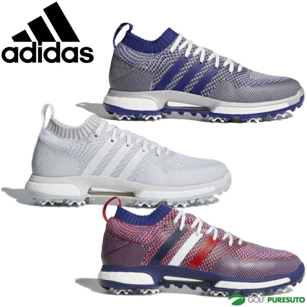 GOLF PURESUTO  Adidas golf shoes TOUR360 knit men WI976  96d753271