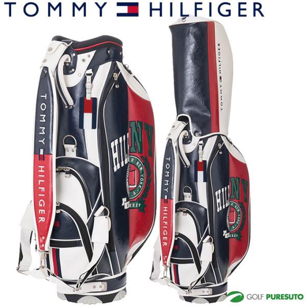 【即納!】トミー ヒルフィガー ゴルフ 9型 キャディバッグ リミテッド THMG8FC1 【あす楽対応】