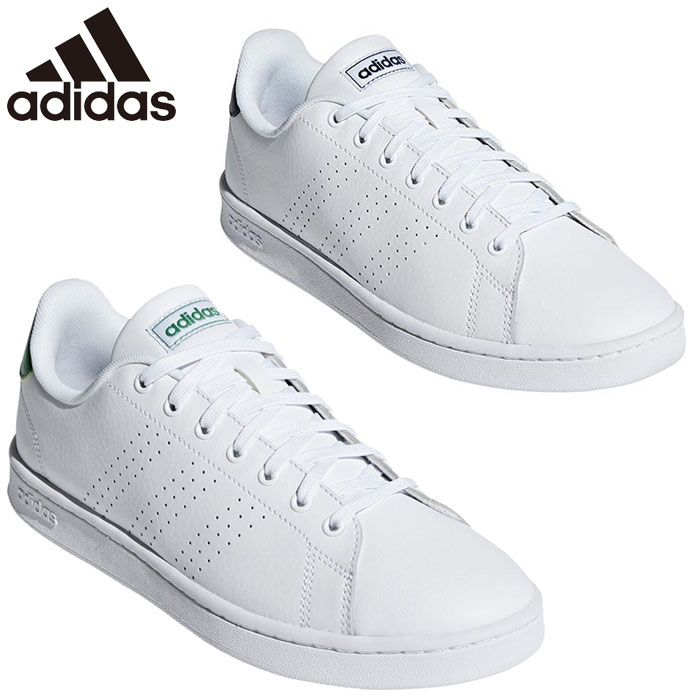 Adidas adidas ad van coat ADVANCOURT LEAU men sneakers F36423F36424 casual shoes shoes