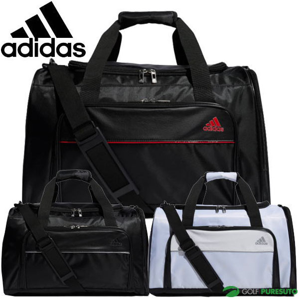 GOLF PURESUTO  Adidas golf shoes in Boston bag XA228  dcd67c57cdfa5