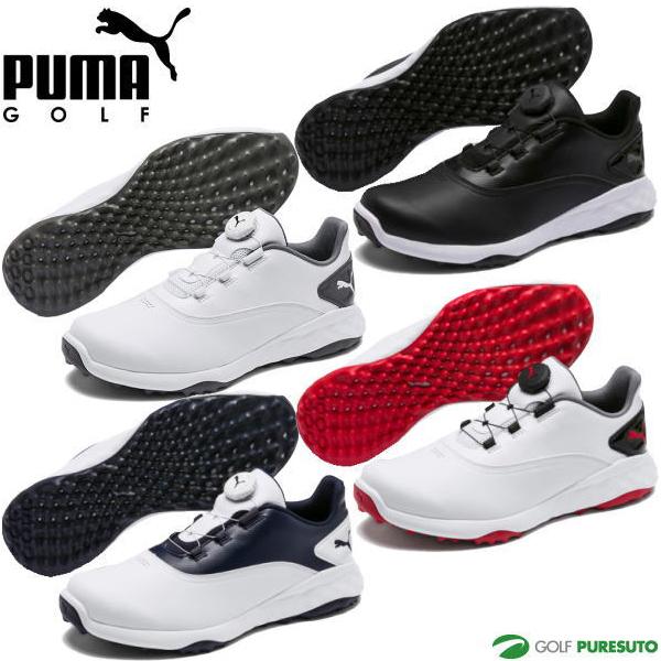erityinen osa ostaa valtava inventaario 192233 Puma golf shoes grip fusion disk men spikes replies