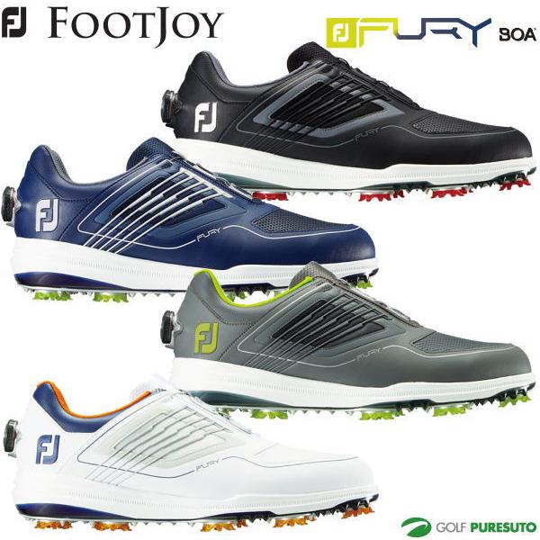 2019年モデル Footjoy #51108 #51109 #51110 #51111 \P10倍★クーポン配布中/フットジョイ ゴルフシューズ FJ フーリー ボア FURY Boa