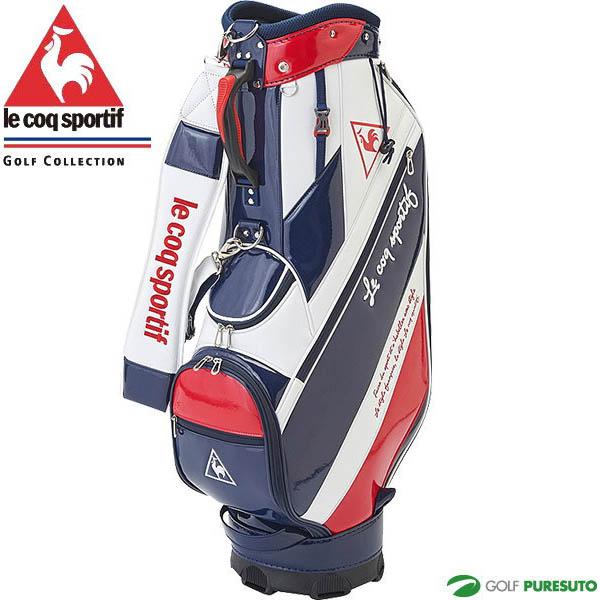 ルコック ゴルフ キャディバッグ 9.0型 QQBOJJ03 軽量