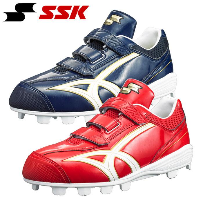 【★最大2000円OFFクーポン★】エスエスケイ SSK グローロード MC スパイク SSF4006 野球 ソフトボール