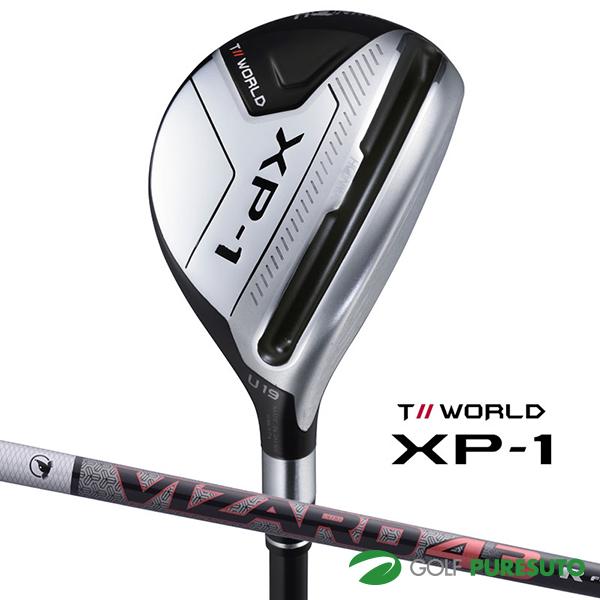 【★最大2000円OFFクーポン★】本間ゴルフ ツアーワールド TW XP-1 ユーティリティー VIZARD 43 シャフト[HONMA TOUR WORLD] [ホンマゴルフ]