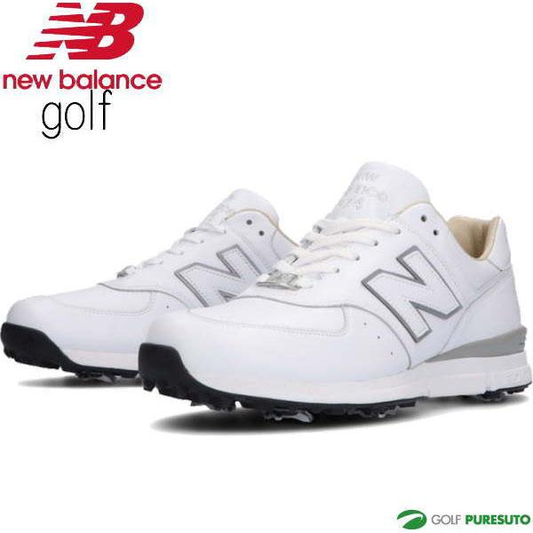 【日本仕様】ニューバランス ゴルフシューズ MGL574 オールレザー D相当