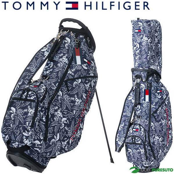 \★先着クーポン配布中★/トミー ヒルフィガー ゴルフ 9型 キャディバッグ シーズナル スタンド式 THMG0SCB