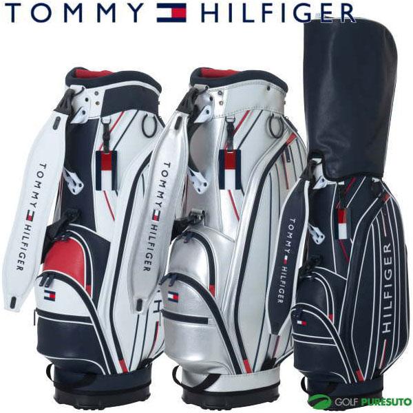 \★先着クーポン配布中★/トミー ヒルフィガー ゴルフ 9型 キャディバッグ THMG0SC7 THE TOMMY